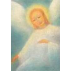 Vykort - R3548 - Skyddande Ängel