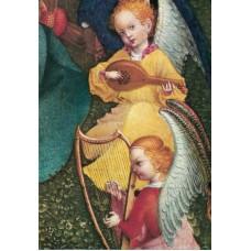 Vykort - R3566 - Musicerande änglar