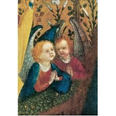 Vykort - R3567 - Bedjande änglar
