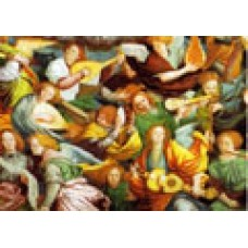 Vykort - R3620 - Musicerande änglar