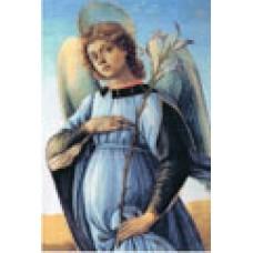 Vykort - R5027 - Ängeln Gabriel