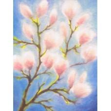 Vykort - R5245 - Magnolia