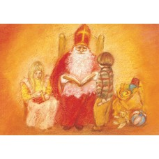 Vykort - MvZ300 - Sankt Nikolaus