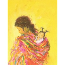 MvZ515 - Mayakvinna m barn