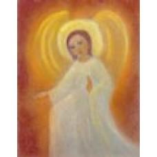 Poster - Mp799 - Välsignande ängel