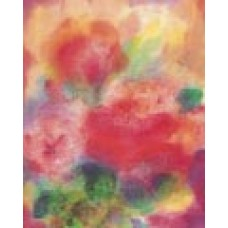 Poster - Mp867 - Röda blommor