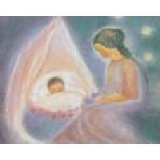 Poster - Mp906 - Mor och barn