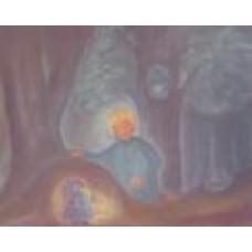 Poster - Mp954 - Hedepojke med pyssling