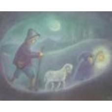 Poster - Mp957 - Herdepojke på hemväg