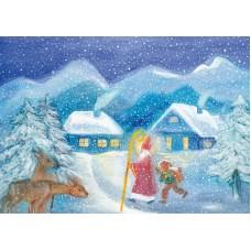 Poster - Rp3720 - Sankt Nikolaus