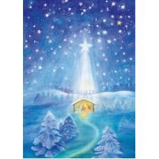 Poster - Rp3722 - Jesu födelse