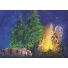 Poster - Wp3014 - Herdar vid elden